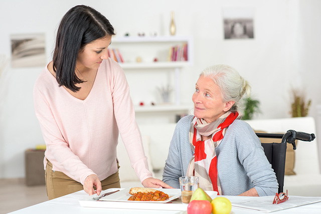 in home senior care services in West Palm Beach, Fl