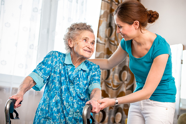 Senior Home Care in Palm Beach
